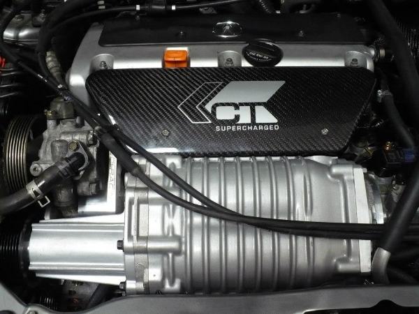 RSXS Supercharged - Acura rsx supercharger