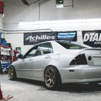 Aric's VVTI 2JZ IS300