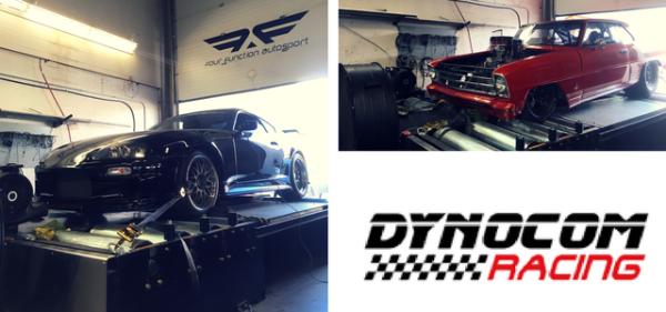 Our new Dynocom 15000FX AWD dyno!